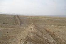 30 کیلومتر کمربند سبز در اراضی ملی آشتیان ایجاد شد