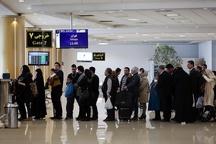 6 پرواز فرودگاه اهواز دچار تاخیر شدند