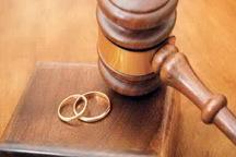 کاهش حدود 4 درصدی وقوع طلاق در آذربایجان غربی