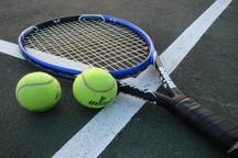 مسابقات قهرمانی تنیس مردان کشور در اراک آغاز شد