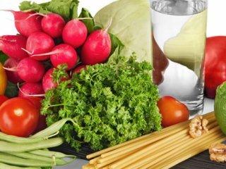 میوه و سبزی مناسب برای کاهش وزن
