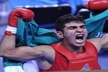 ووشوکار زنجانی در مسابقات جهانی روسیه مدال طلا گرفت