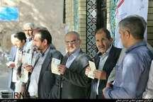 کرمانج های خراسان شمالی برای اتحاد ملت ایران حضور گسترده در انتخابات دارند