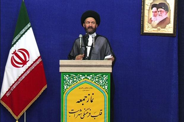 امام جمعه اردبیل: بصیرت ملت ایران در تشخیص و دفاع از منافع ملی در اوج قرار دارد
