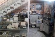 راهاندازی مجموعه ابزار قدیمی بانک سپه در قزوین