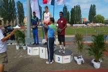 دونده سیستان و بلوچستان مدال برنز جهان را کسب کرد