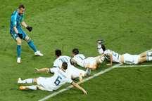 ترکیب تیم های نیمه نهایی تکمیل می شود