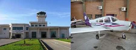 چهارمین مرکز آموزش خلبانی کشور در فرودگاه اراک راه اندازی شد