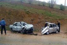 سانحه رانندگی در جاده نیشابور پنج مصدوم به جا گذاشت