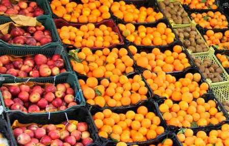 قیمت پرتقال و سیب شب عید در مازندران تعیین شد