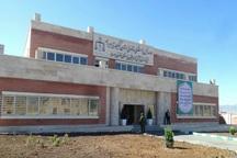فاز نخست ساختمان پزشکی قانونی بویراحمد افتتاح شد