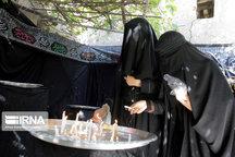 چهل منبرون آیین عاشورایی مردم کرمان