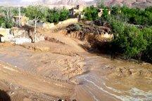 سیلاب بیش از 28 میلیارد ریال به فاریاب خسارت زد