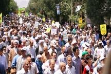 روز قدس دفاع از فلسطین و اتحاد مسلمانان است