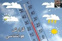کاهش 12 درجه ای دمای هوای یزد از فردا  سه شنبه