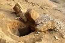 2ستگیری 2 حفار غیرمجاز آثار تاریخی در باغ ملک خوزستان