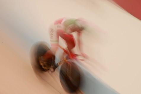 پایان کار رکابزنان ایران بدون کسب حتی یک مدال