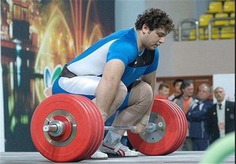 سعید علی حسینی: به مردم ایران ثابت کنم وزنهبردار خوبی هستم