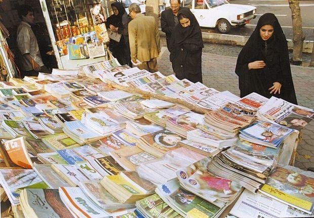 مهمترین عناوین روزنامههای اول مهر البرز