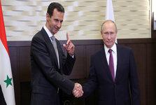 دلایل سفر دوره ای کوتاه پوتین به سوریه، مصر و ترکیه