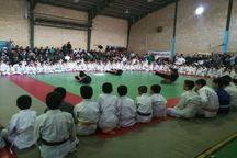 460 جودوکار خراسان رضوی در رقابتهای جام فجر در مشهد