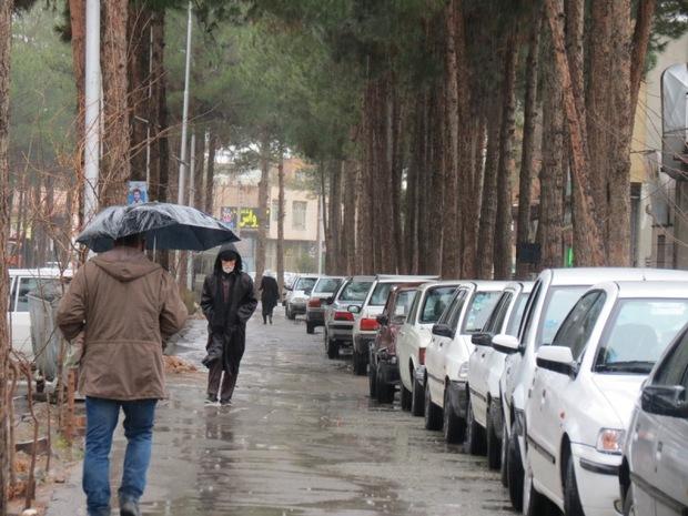 در آغوش باران