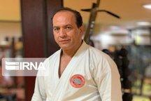 کاراته کا همدانی به مدال طلای جهانی رسید