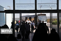 حدود ۸۰ درصد حاجیان خراسانی وارد فرودگاه مشهد شده اند