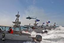 رزمایش دریایی ایران، چین و روسیه در دریای عمان برگزار می شود