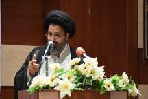 همایش 'نقش و جایگاه زن در انقلاب اسلامی' در بازرگان برگزار شد