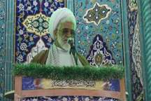 امام جمعه نطنز: سیاست راهبردی امام و رهبری، حمایت از مردم  فلسطین است