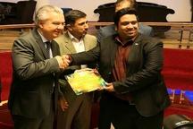سفیر برزیل عضو افتخاری تیم بدمینتون آبادان شد  دیپلماسی ورزشی فعال در بدمینتون