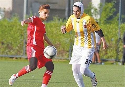 بانوان فوتبالیست حریفان آسیایی خود را شناختند