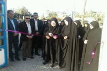 نمایشگاه فجر بانوان در طبس گشایش یافت