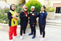 بانوان خوزستانی برای حضوردرمسابقات جهانی اواسپرت انتخاب شدند