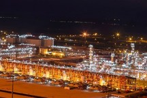 افزایش 12 درصدی تولید گاز طبیعی در پارس جنوبی