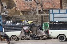 ضایعات فروشان در خارج شهر ارومیه تجمیع می شوند
