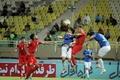 هواداران استقلال خوزستان تیم سپیدرود را تشویق کردند