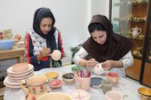 برقراری بیمه مهمترین مطالبه هنرمندان صنایع دستی اردکان