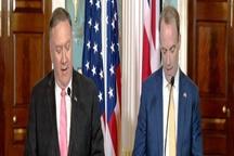 وزیر خارجه انگلیس: در برجام میمانیم/ وزیر خارجه آمریکا: از انگلیس برای شرکت در ائتلاف دریایی خلیج فارس متشکریم