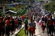 ادامه بحران پناهجویان در مرزهای جنوبی آمریکا
