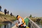 جسد یکی از غرقشدگان در کانال آبیاری گتوند از آب گرفته شد