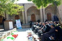 هشتمین جشنواره دانش آموزی جابربن حیان افتتاح شد