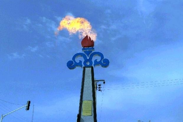 مصرف گاز استان سمنان 10 درصد افزایش یافت
