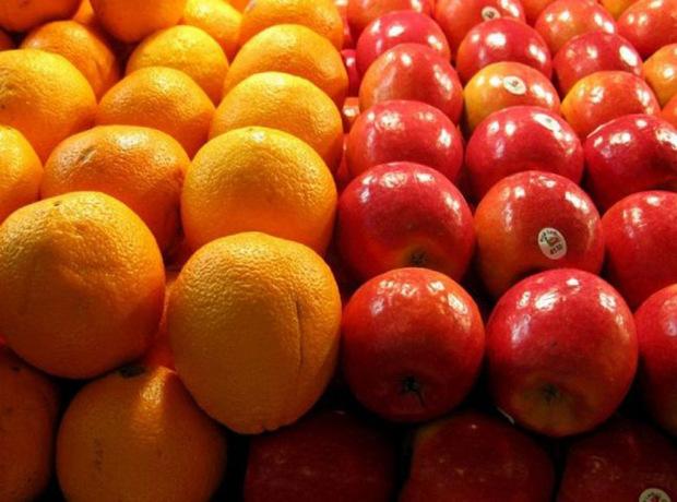 توزیع 1000 تن میوه شب عید در گلستان