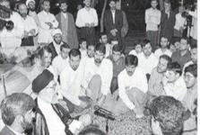 رهبر معظم انقلاب به دانشجویان مجروح حادثه کوی دانشگاه چه گفتند؟ + عکس