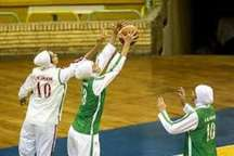 نایب قهرمانی بانوان پالایش نفت آبادان در تاریخ بسکتبال خوزستان