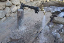 شاخص بهره مندی روستاهای آذربایجان غربی از آب سالم به بیش از 75 درصد رسید