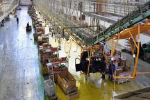 کارخانه مشترک خودروسازی ایران و سوریه فعالیت خود را از سر گرفت+تصاویر
