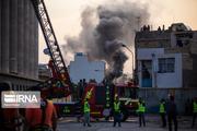 سه حادثه آتش سوزی کرمان با تلاش آتش نشانان مهار شد